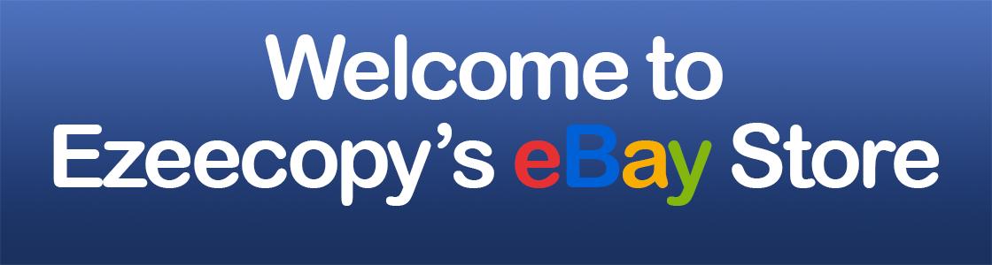 Ezeecopy eBay Shop!